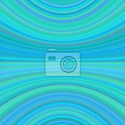 Symmetrische abstrakte dynamische Hintergrund aus dünnen geschwungenen Linien - Vektor-Design
