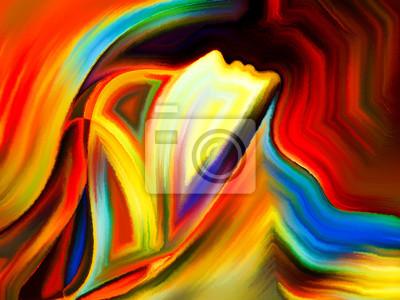 Synergien der heiligen Farben