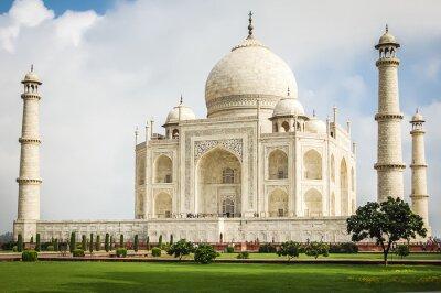 Bild Taj Mahal