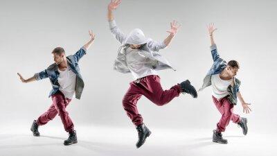 Tanzender Mann