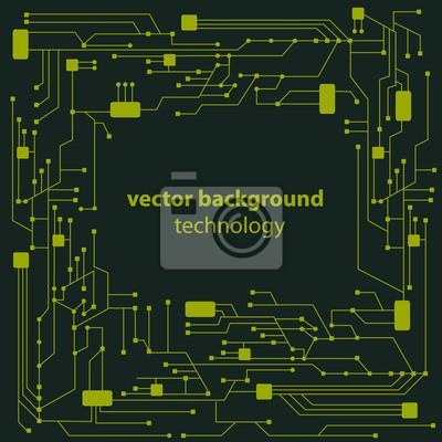 Techno Hintergrund