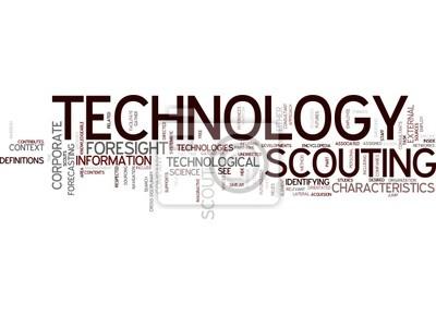 Bild Technologie-Scouting