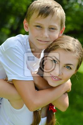 Bruder und schwester