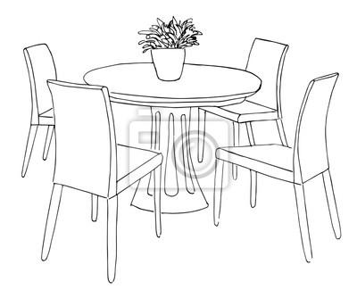 runder tisch mit stuhlen trendy esstisch ausziehbar. Black Bedroom Furniture Sets. Home Design Ideas