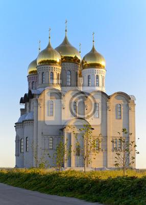 Tempel der Gottesmutter Matrona von Moskau