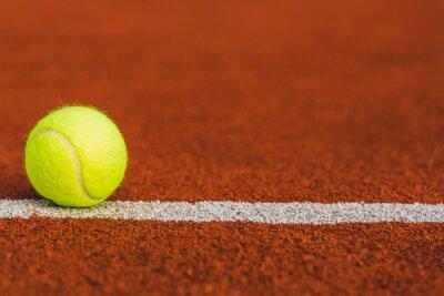 Bild Tennis, Court, Grass.