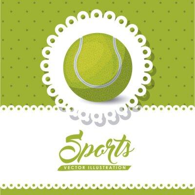 Bild Tennis-Liga-Design