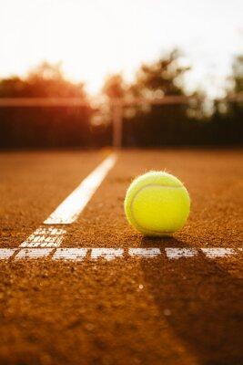 Bild Tennisball innen Service-Box
