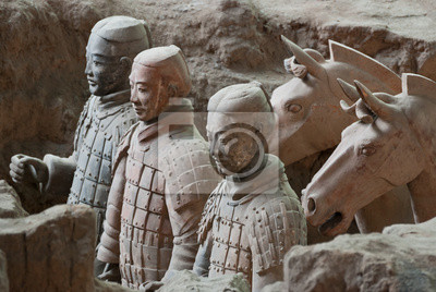 Terrakotta-Armee, China 12