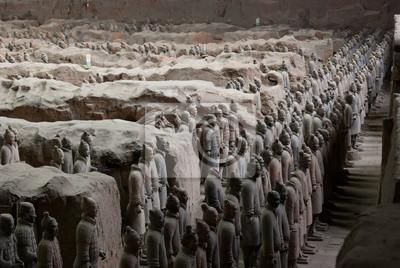 Terrakotta-Armee, China 15