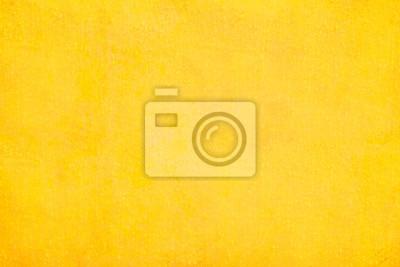 Bild Textur und Hintergrund der gelben Betonmauer ..