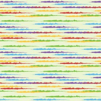 Bild Tintenstrich nahtlose Muster.