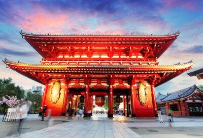 Bild Tokio - Japan, Asakusa-Tempel