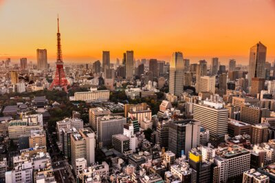 Bild Tokyo, Japan.