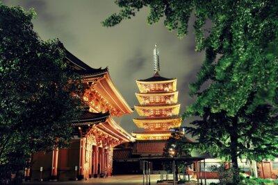 Bild Tokyo-Tempel