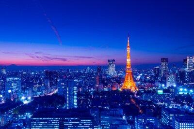Bild Tokyo Tower, Tokio, Japan