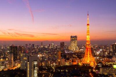 Bild Tokyo Tower, Tokyo, Japan