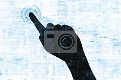 Bild Touch-Screen