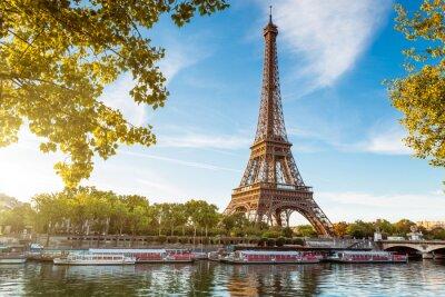 Bild Tour Eiffel Paris France