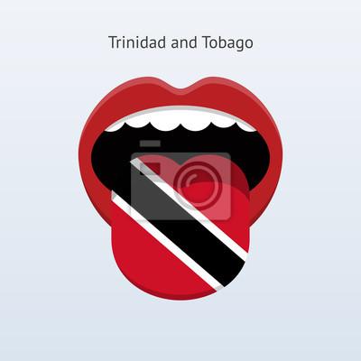 Trinidad und Tobago Sprache.