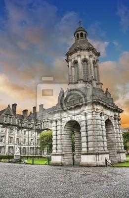 Trinity College - Dublin - Irland