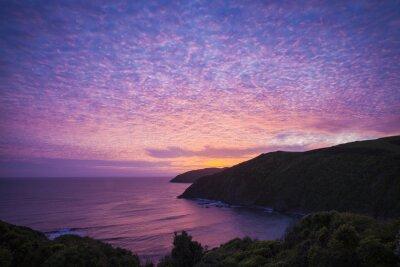 Bild TripAdvisor bietet unvoreingenommene Bewertungen, Artikel, Empfehlungen und Meinungen zum Nugget Point Catlins in Neuseeland am Abend