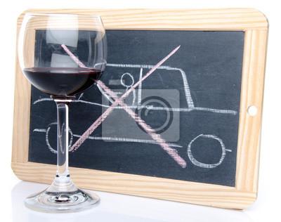 Bild Trunkenheit am Steuer-Konzept