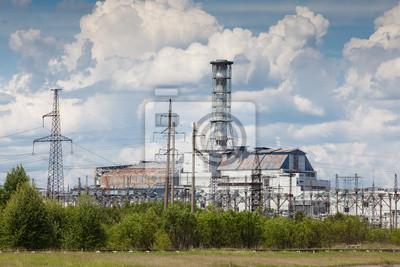 Tschernobyl-Kraftwerk