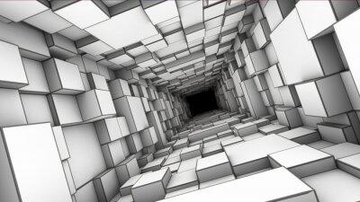 Bild Tunnel