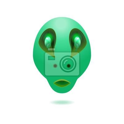 ufo Kopf