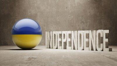 Ukraine. Unabhängigkeitskonzept.