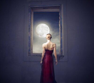 Bild Unter dem Mondlicht