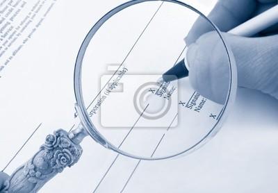 Unterzeichnung Business Banking Erklärungen für die Körperschaftsteuer