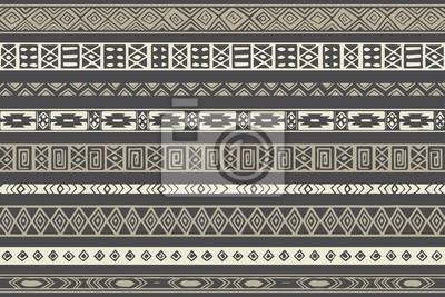 Ureinwohner Ethnische Muster