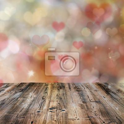 Bild Valentin day background