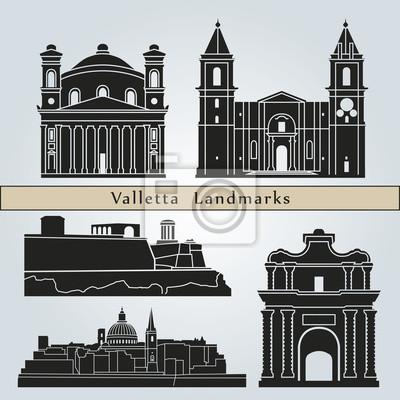 Bild Valletta landmarks and monuments