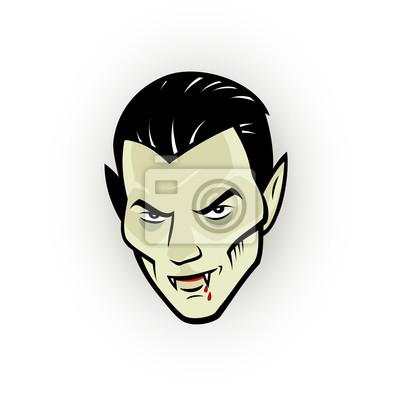 Vampire Kopf