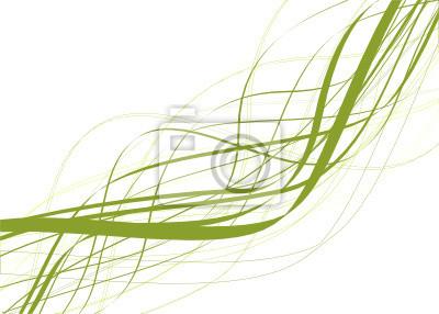 Bild vecteur série - courbe vectorielle Natur