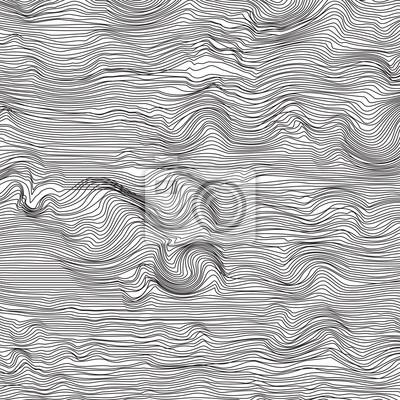 Vector abstrakten Hintergrund mit Linien. Zusammenfassung gestreiften Hintergrund