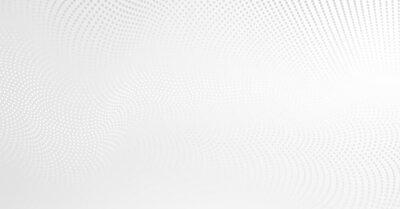 Bild Vector background with white abstract wave dots