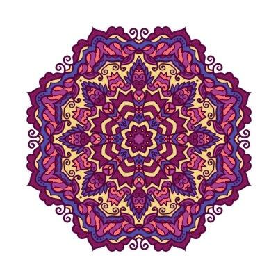 Bild Vector mandala verzierung