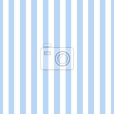Bild Vector seamless pattern of blue vertical stripes.