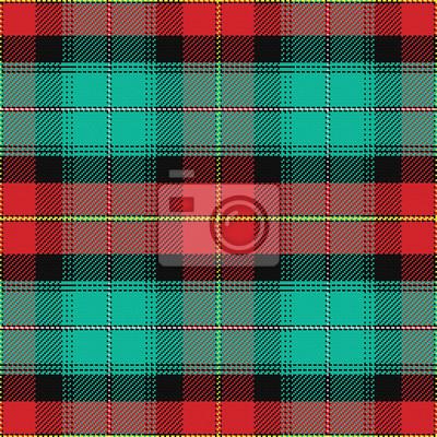 Bild vector seamless pattern Scottish tartan Prince Edward Island