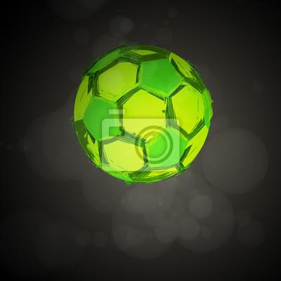 Vektor-Fußball, Fußball-Ball