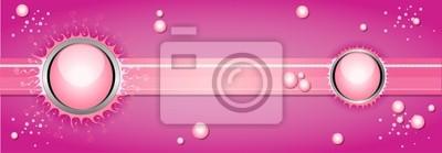 Vektor-Illustration mit Blasen. Abbildung 10 Version.