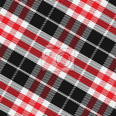 Bild Vektor-Muster schottischen Tartan 3