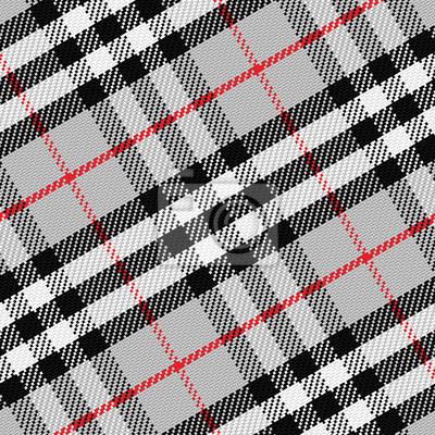 Bild Vektor nahtlose Muster schottischen Tartan 1