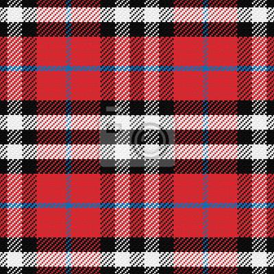 Bild Vektor nahtlose Muster schottischen Tartan 4