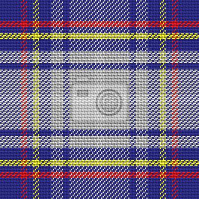 Bild Vektor nahtlose Muster schottischen Tartan, Bundesstaat Nevada