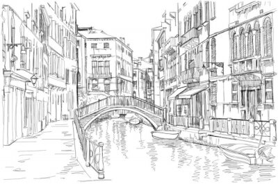 Bild Venice - Fondamenta Rio Marin